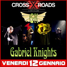 Gabriel Knights - The Genesis tribute Show performs Selling England by The Pound - 12 Gennaio 2018