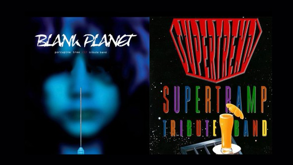 Blank Planet + Supertrend - PORCUPINE TREE + SUPERTRAMP tribute - 27 novembre 2014